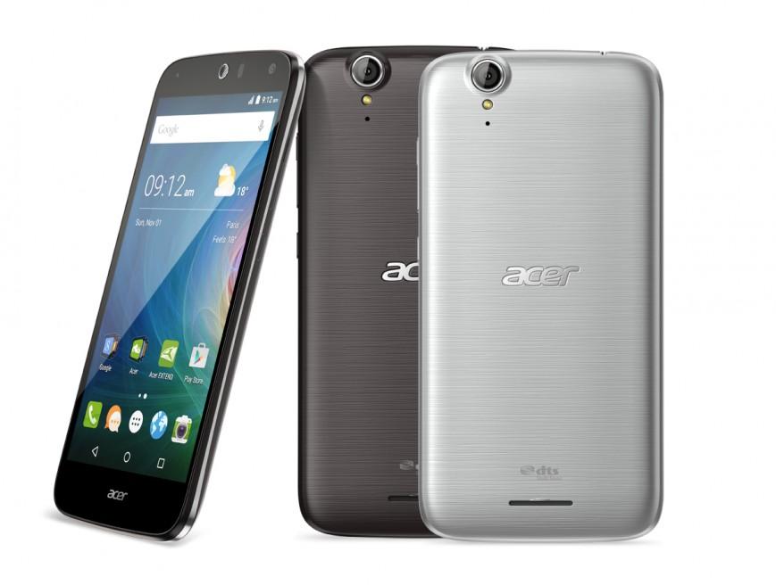 Смартфон Acer Liquid Z630 подзарядит другие гаджеты