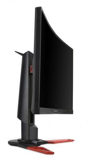Acer представила изогнутые игровые мониторы Predator Z1 с поддержкой NVIDIA G-Sync
