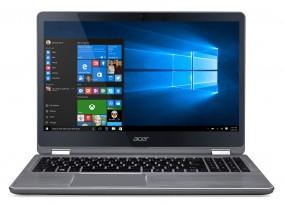 Acer представила тонкий 15-дюймовый ноутбук-перевертыш Aspire R 15