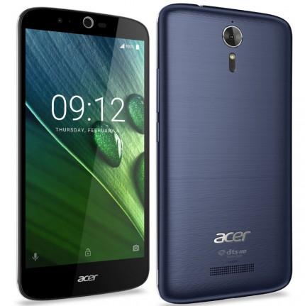 Смартфон Acer Liquid Zest Plus с аккумулятором на 5000 мАч