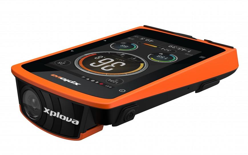 Acer представила велокомпьютер Xplova S5
