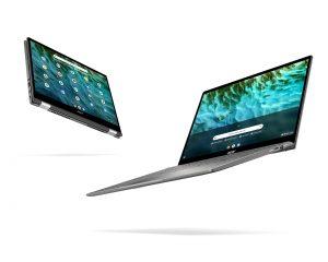 Acer представляет четыре новых Chromebook